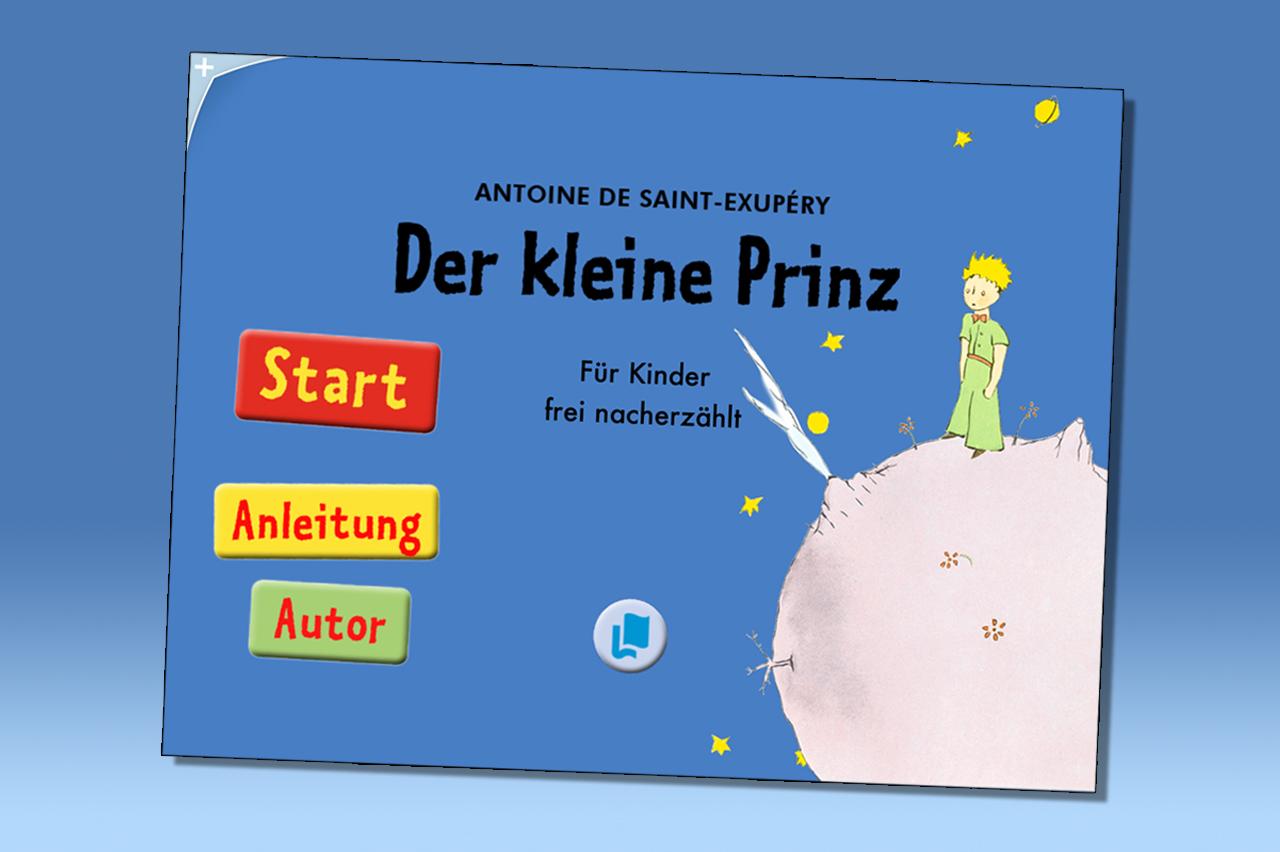 App_Larixpress_Der_kleine_Prinz_poster
