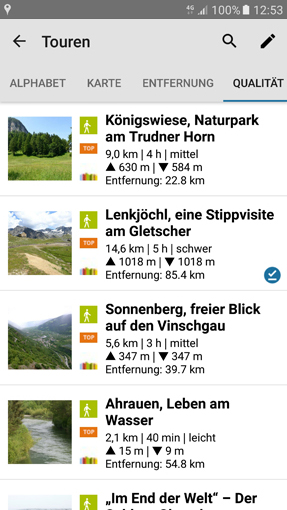 App_Natura_Larixpress_schermata_de_2