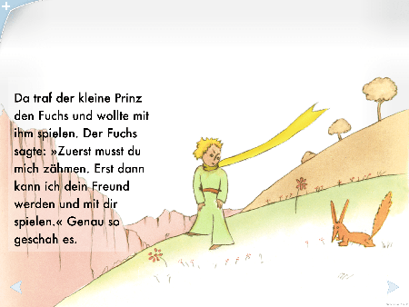 Larixpress Der kleine Prinz - Larixpress